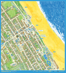 cityscape map